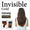 """Invisible Hair Gold 18"""""""